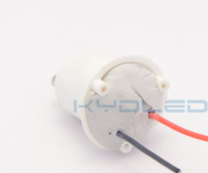 KYD led spotlight bulbs uses heat conductive material to protect driver