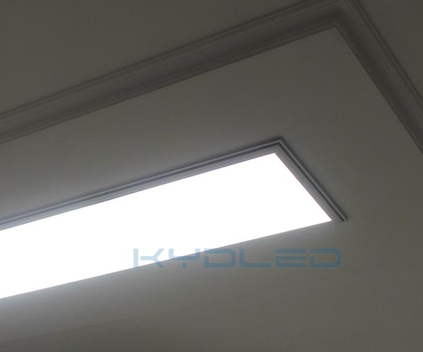 led flat light application