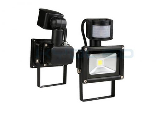 PIR Floodlight 10W