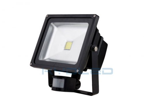LED Motion Sensor Light 50W