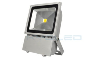 led pir security light
