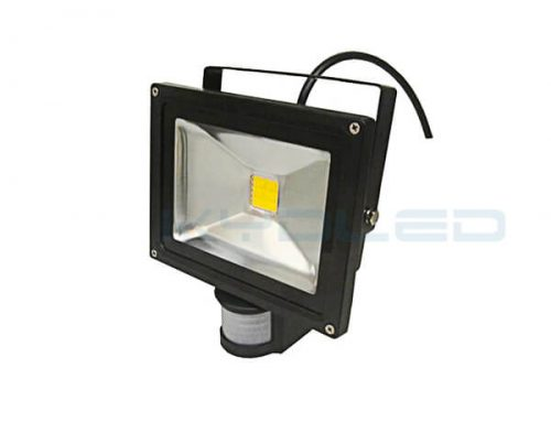 Landscape Lighting Motion Sensor : Led motion sensor light w floodlights pir kydled