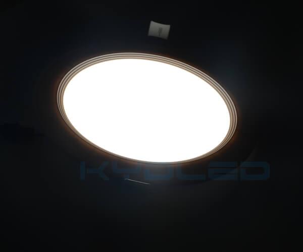 round downlight