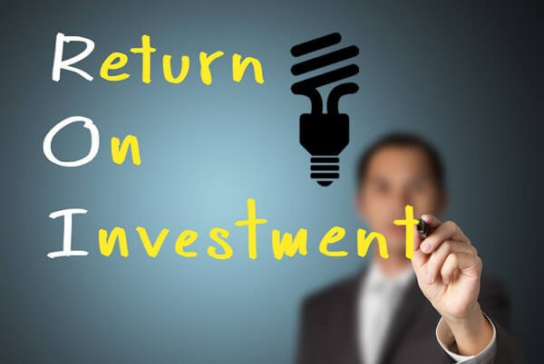 How to get a short investment return on industrial lights