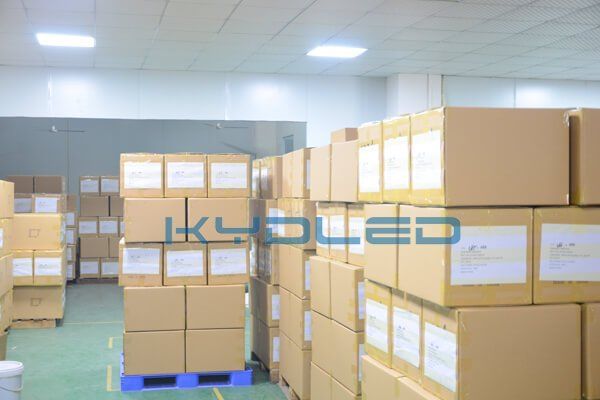 KYDLED products for sea shipping