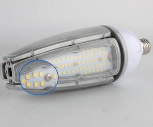 high-lumen-E40 LED Bulb