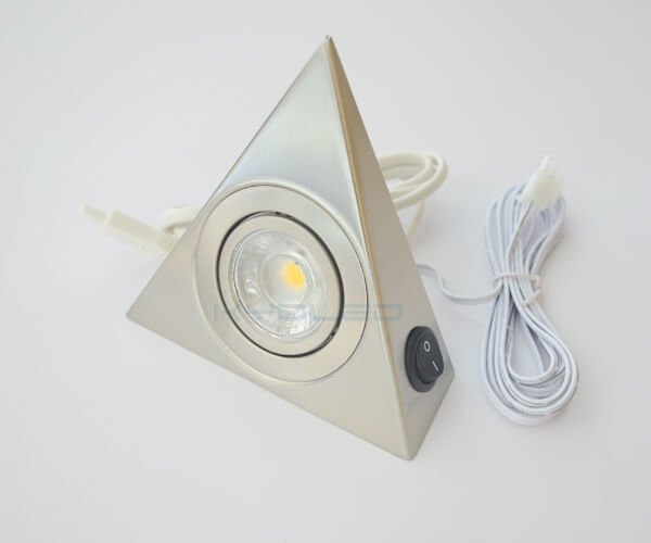 Triangle Led Cabinet Light Triangle Under Cabinet Light Kydled