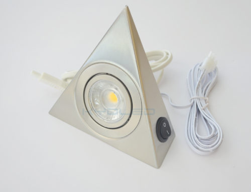 1.8W/3W Triangle led cabinet light