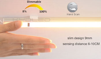 hand-scan-dimmable-memory-function
