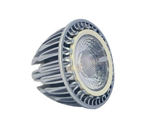 GU10 9W LED bulb body