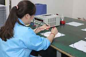 LED lights manufacturer-Incoming Material Inspection_