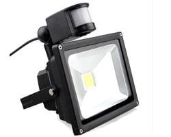 30W PIR LED flood light