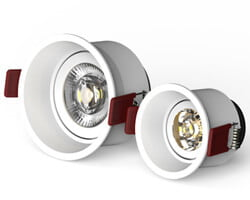 LED ceiling spotlights (1)