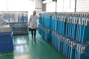 LED panel light manufacturer quality control