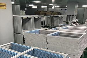 LED panel light supplier KYDLED LED panel light aluminum frame