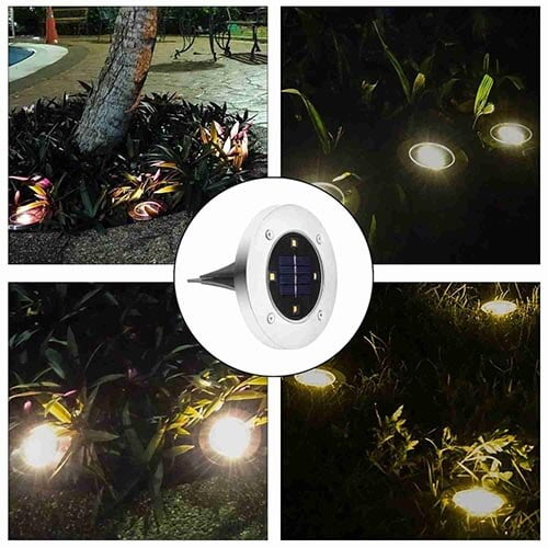 Outdoor In-Ground Lights