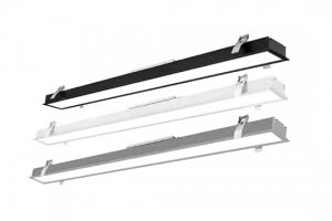 Recessed Linear Lighting 540x360