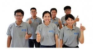 commercial lighting manufacturer KYDLED sales team 01