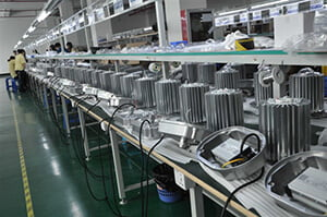 industrial lighting manufacturer-led high bay light mass production