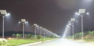 Solar Street Light Manufacturer & Supplier in China