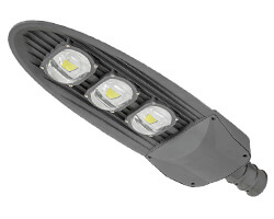 cobra head LED street light