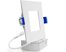 4 inch Square LED Panel Light