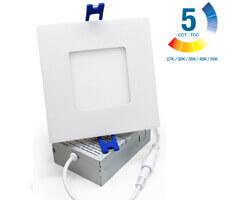6 inch Square LED Panel Light