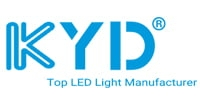 KYD LED lights manufacturer logo